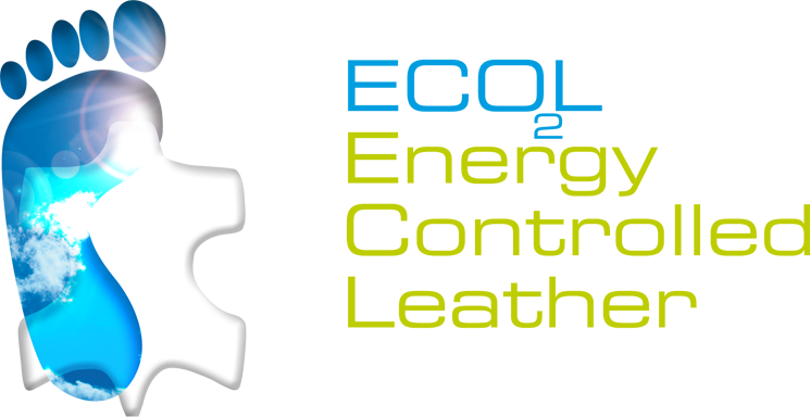 ECO₂L Energy Controlled Leather - Logo